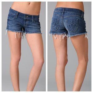 Siwy Camilla Cut Off Jean Shorts